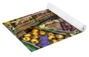 Fruit Market Yoga Mat