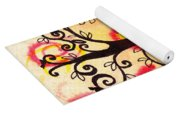 Fun Tree Of Life Impression Vi Yoga Mat