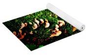 Fungus Among Us Yoga Mat