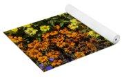 Garden Colors Yoga Mat
