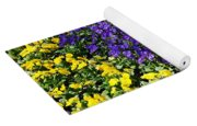 Garden Delight Yoga Mat