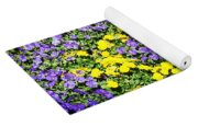 Garden Design Yoga Mat