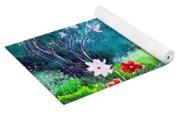 Garden Magic Yoga Mat