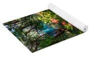 Garden Meditation Yoga Mat
