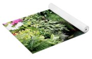 Garden Waterfall Yoga Mat