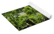 Garden With A View Yoga Mat