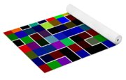 Geometric Pattern 2 Yoga Mat
