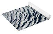 Glacier Abstract Yoga Mat