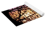 Glorious Silhouettes 3 Yoga Mat