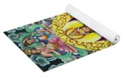 Goddess Of Asia Yoga Mat