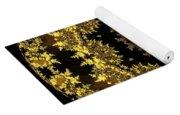 Golden Yoga Mat
