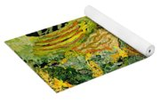 Golden Hedge Yoga Mat