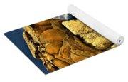 Golden Hoodoo Yoga Mat