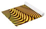 Golden Slings Yoga Mat