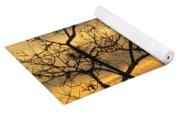 Golden Twilight 2 Yoga Mat