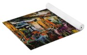 Grand Salon 05 Queen Mary Ocean Liner Photo Art 04 Yoga Mat