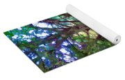 Green Tree Yoga Mat