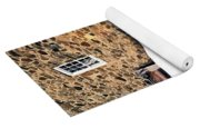 Grist Mill In Winter Yoga Mat