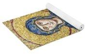 Hagia Sofia Mosaic 05 Yoga Mat