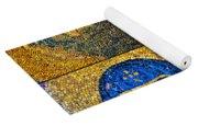 Hagia Sofia Mosaics Yoga Mat