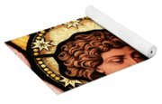 Hand Of The Angel Yoga Mat