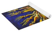 Hands Of Compassion Yoga Mat