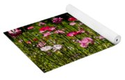 Happy Poppies Yoga Mat