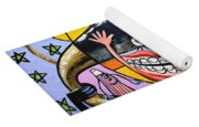 Happy Teeth When Your Smiling Yoga Mat