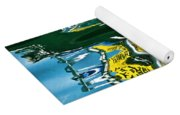 Harbour Master Abstract Yoga Mat