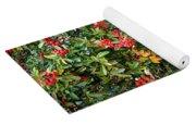Hawthorn Berry Yoga Mat