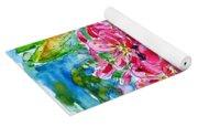 Hawthorn Blossom Yoga Mat
