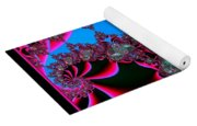 Hearts Ballet Curtain Call Fractal 121 Yoga Mat