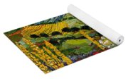 Heavenly View Yoga Mat
