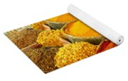 Herbs And Spices Yoga Mat