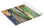 Hidden Forests IIi  Yoga Mat