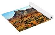 High Desert View Yoga Mat