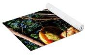 High Rise Fungi Yoga Mat