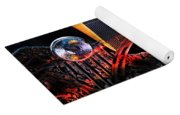 Highway To Hell Yoga Mat