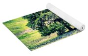 Hill Country Scenic Hdr Yoga Mat