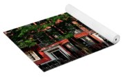 Historic Homes Of Beacon Hill, Boston Yoga Mat
