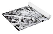 Hoarfrost 18  Yoga Mat