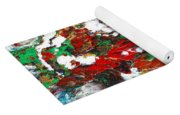 Holiday Spirit Yoga Mat