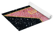 Hollywood Walk Of Fame Elvis Presley 5d28923 Yoga Mat
