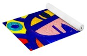 Homage To Pablo Picasso Yoga Mat
