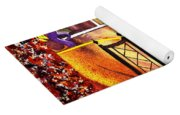 Home Sweet Home Decorative Design Welcoming One Yoga Mat