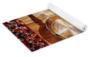 Home Sweet Home Welcoming Five Yoga Mat