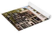 Houses In Amsterdam Yoga Mat