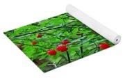 Huckleberry Bush Yoga Mat