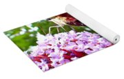 Hummingbird Moths Yoga Mat