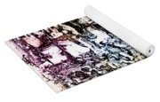 Ice Number Five Yoga Mat